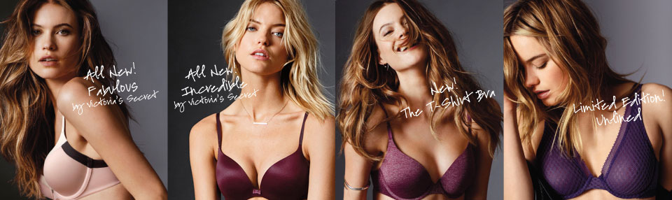 Behati Prinsloo, Candice Swanepoel + More Star in New. Simple. Sexy. Victoria's Secret Shoot