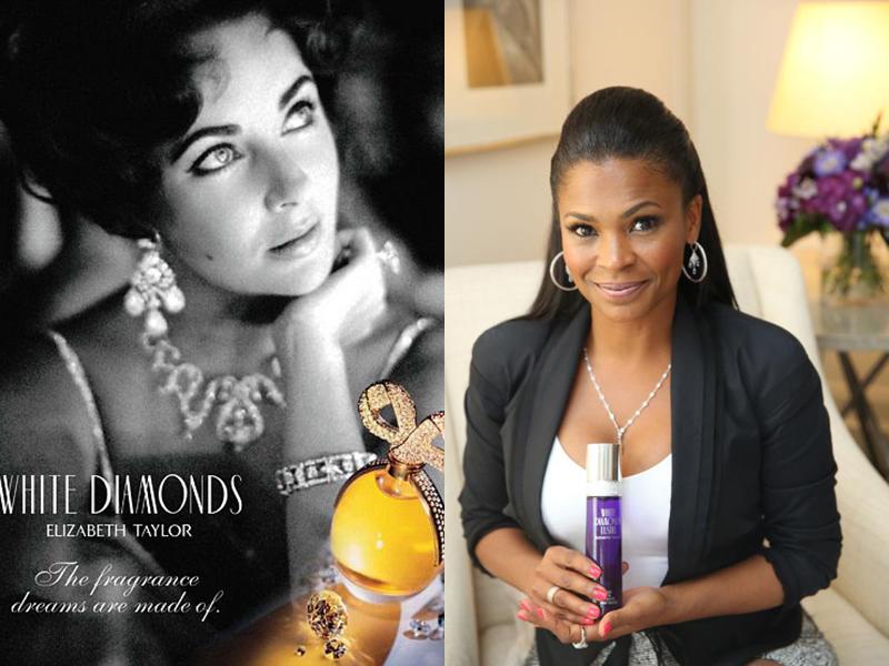Nia Long Named Ambassador of Elizabeth Taylor White Diamonds Lustre Perfume