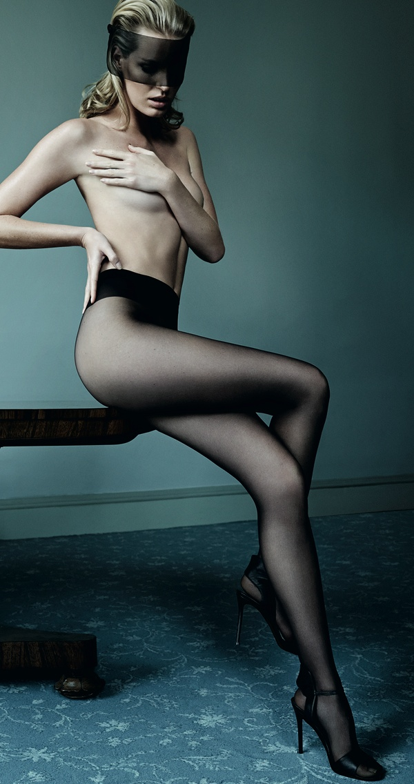 wolford mario testino fall 2014 campaign13 Mario Testino Shoots Wolfords Sexy Fall Ads Starring Caroline Winberg