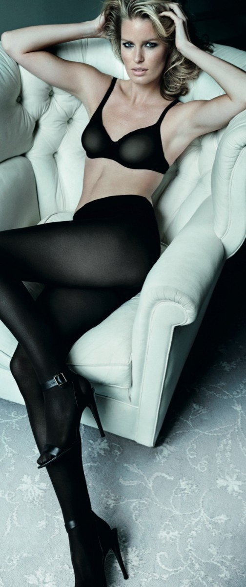 wolford mario testino fall 2014 campaign14 504x1200 Mario Testino Shoots Wolfords Sexy Fall Ads Starring Caroline Winberg