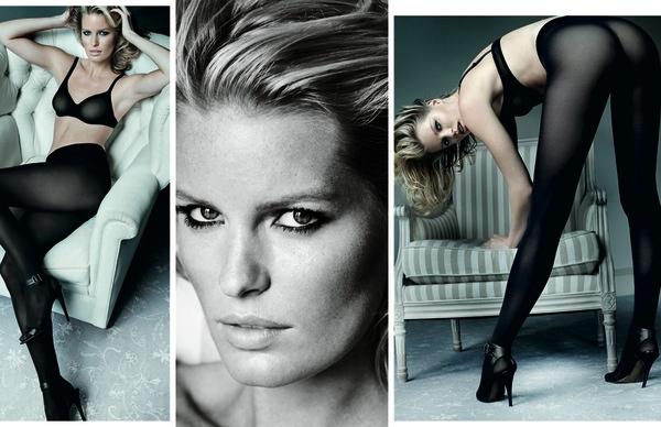 wolford mario testino fall 2014 campaign5 Mario Testino Shoots Wolfords Sexy Fall Ads Starring Caroline Winberg