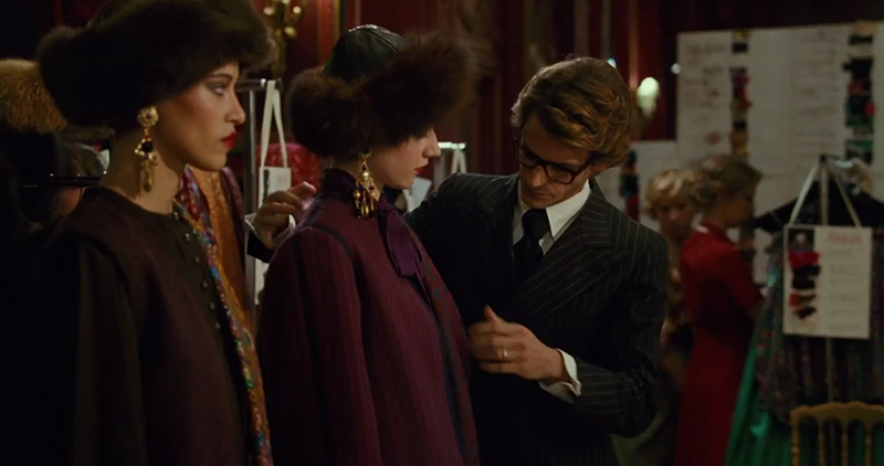 Watch: The Trailer for the Unapproved Saint Laurent Biopic Has Arrived