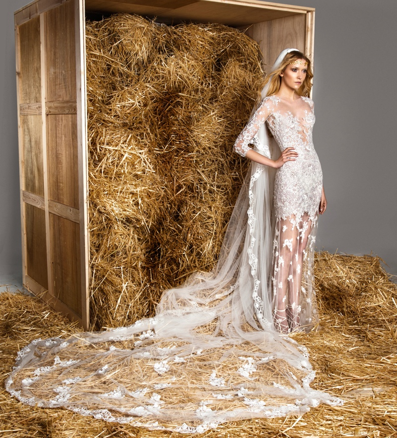 Zuhair Murad Wedding Dresses 2015 Fall: Zuhair Murad 2015 Spring Bridal Photos