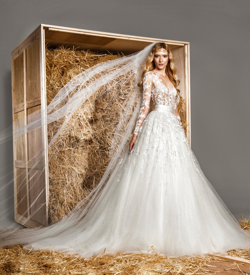Zuhair Murad 2015 Spring Bridal Photos