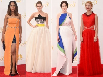 2014 Emmys Red Carpet Style