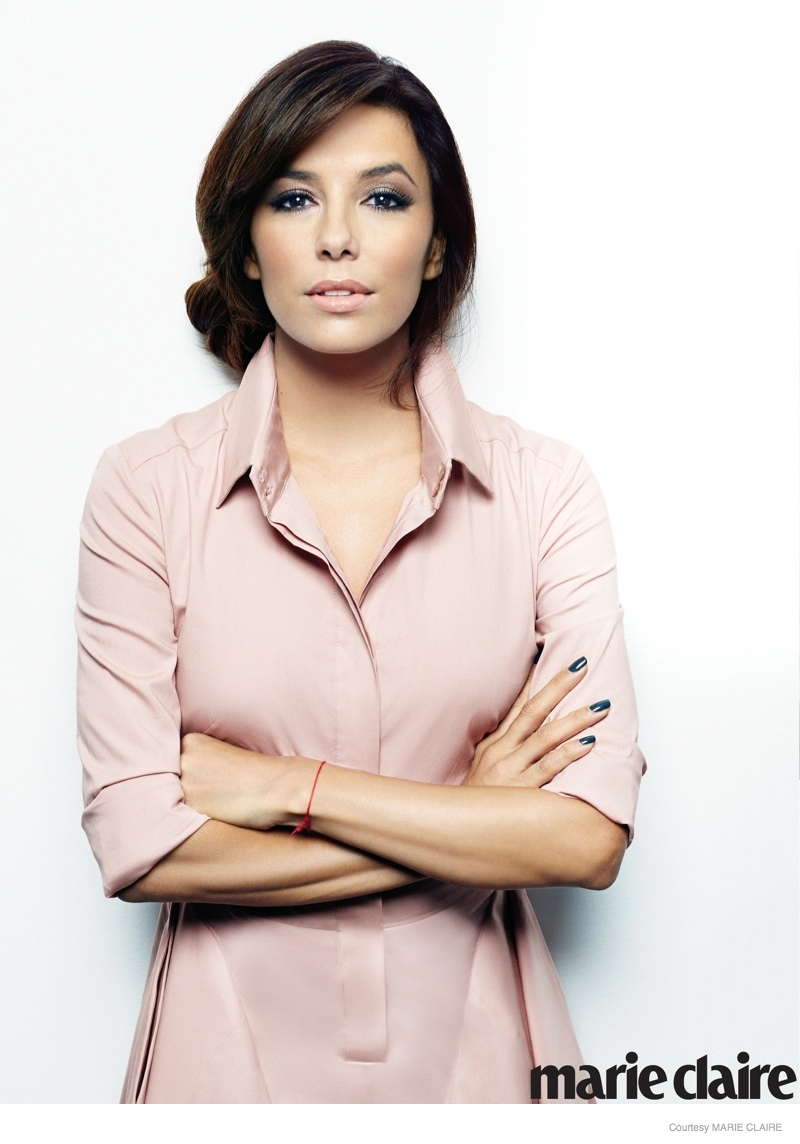 Eva Longoria - founder, Eva Longoria Foundation, and co-founder, Eva's Heroes, for empowering the Latina community