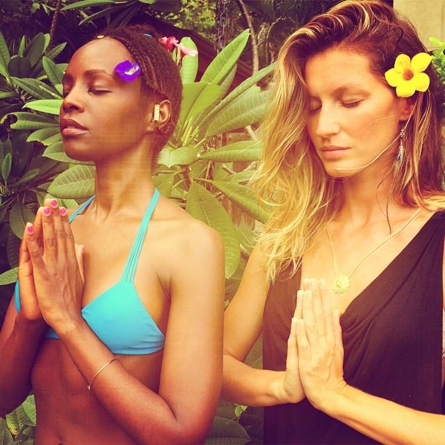 Gisele Bündchen 3 Instagram Photos of the Week | Liu Wen, Emily DiDonato + More Models