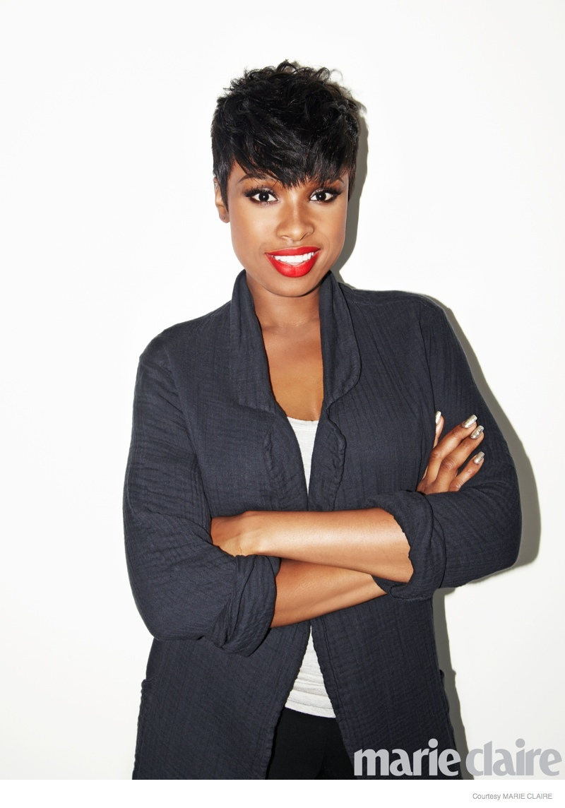Jennifer Hudson -  co-founder, The Julian D. King Gift Foundation, for finding hope in loss