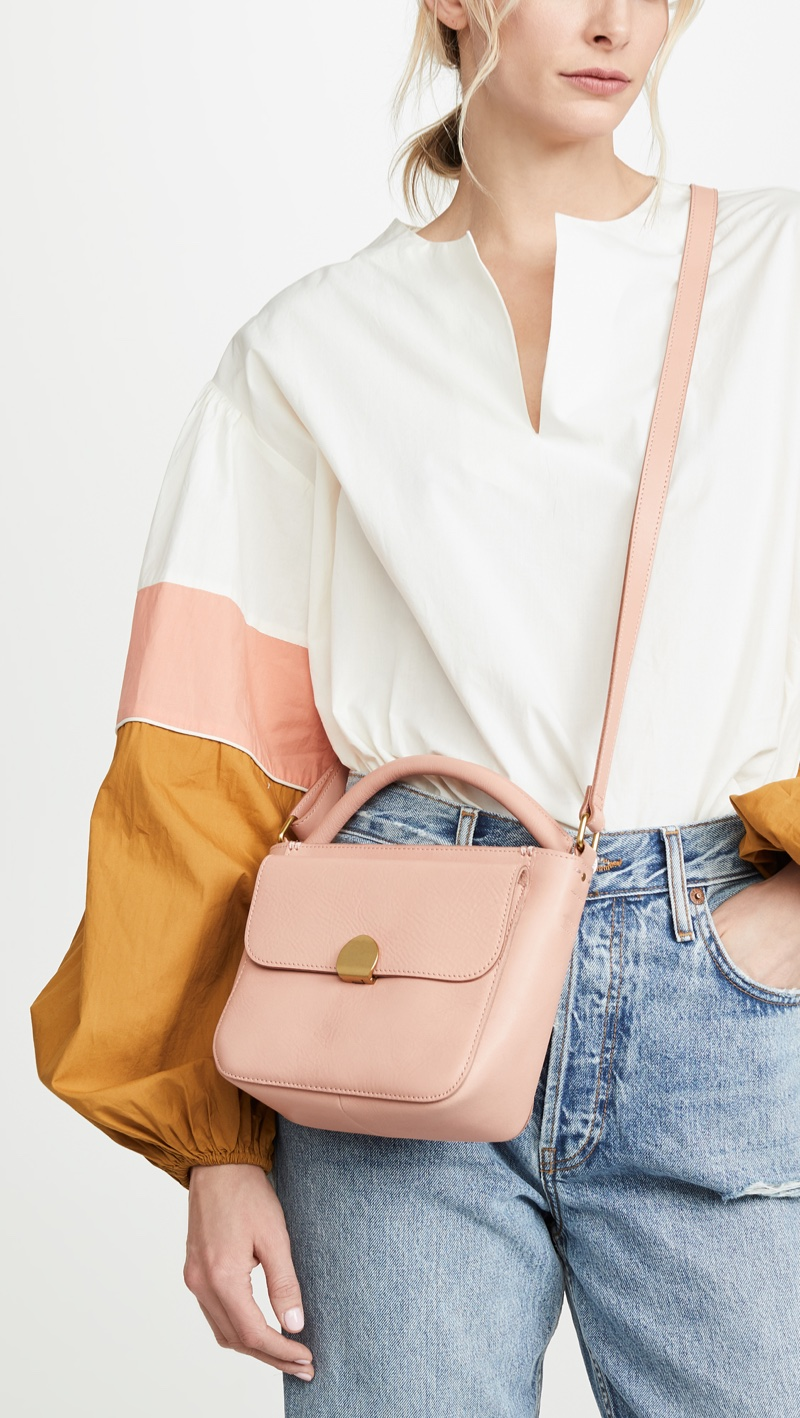 Madewell The Mini Abroad Crossbody Bag $148