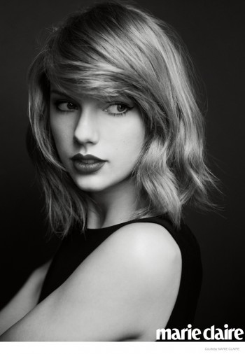 "Marie Claire Celebrates ""20 Women Changing the World"" with Taylor Swift, Chelsea Clinton + More"
