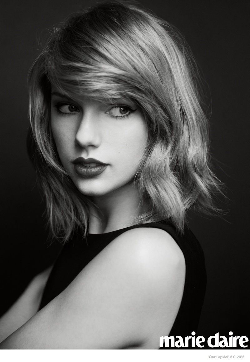 Taylor Swift Marie Claire Celebrates 20 Women Changing the World with Taylor Swift, Chelsea Clinton + More