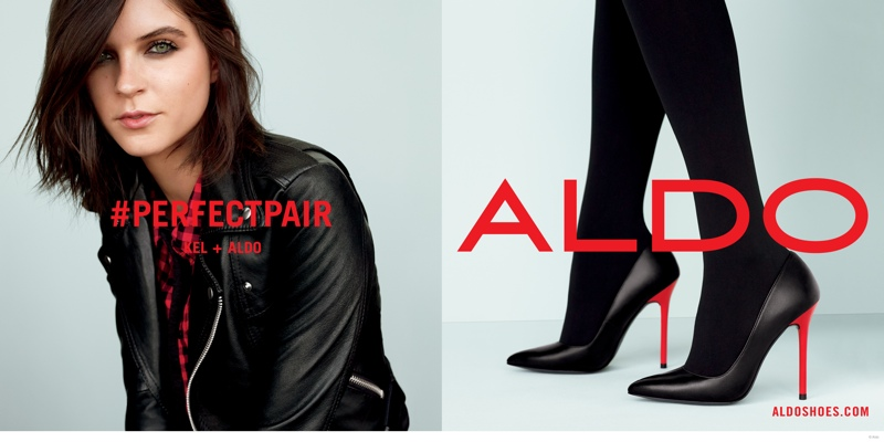 ALDO Debuts New Look for Fall/Winter 2014 Campaign