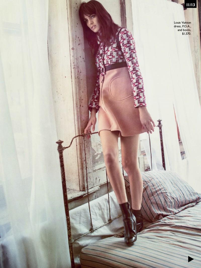 Amanda Wellsh 60s Style