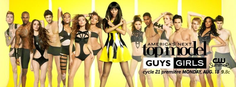 antm cast photo 800x296 Im a Witch, Im Not Intimidated: Americas Next Top Model Cycle 21 Premiere Recap