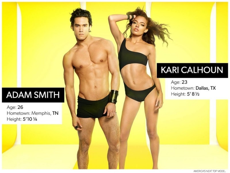 antm cycle 21 contestant photos03 Meet the Cast of Americas Next Top Model Cycle 21 Guys & Girls