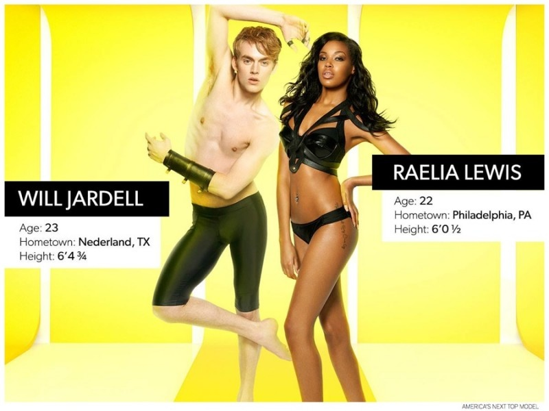 antm cycle 21 contestant photos05 Meet the Cast of Americas Next Top Model Cycle 21 Guys & Girls