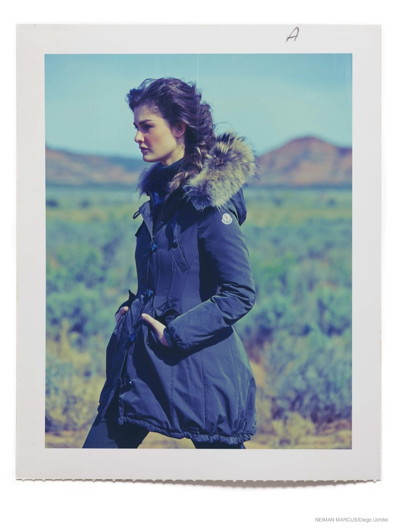 art of fashion diego uchitel utah11 Ophelie & Elodia Wear Fall Outerwear for Neiman Marcus Shoot by Diego Uchitel