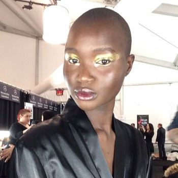 Ataui Deng. Photo: Model's Instagram