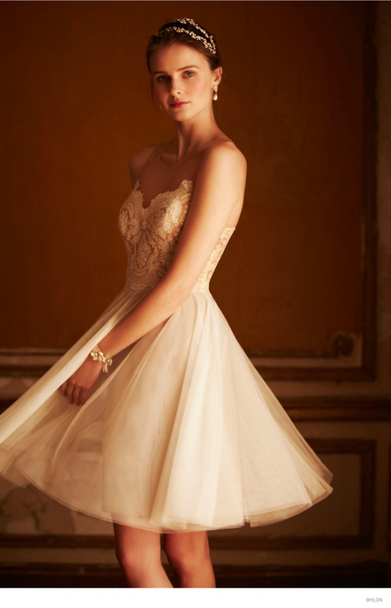 bhldn ballet bridal dresses photos07 773x1200 BHLDN Launches Ballet Inspired Wedding Dresses for Fall