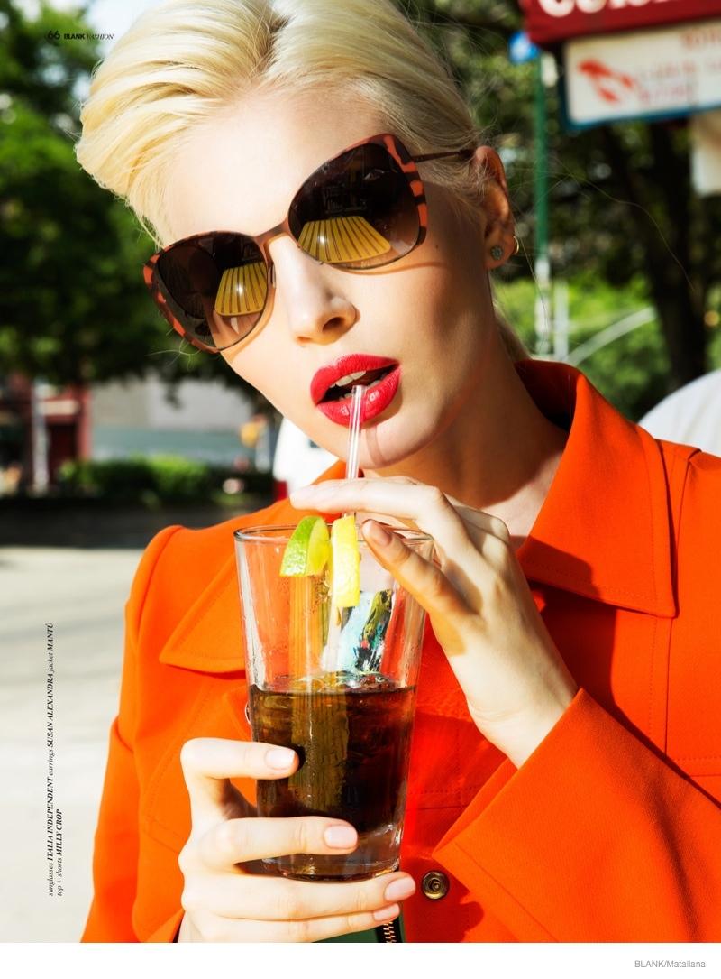 Blondie Style