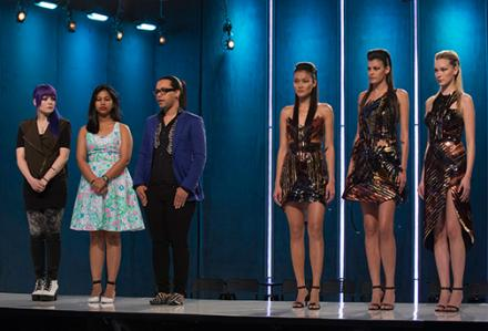 bottom team project runway season 13 How to Lose (Un)gracefully: Project Runway Season 13, Episode 2 Recap
