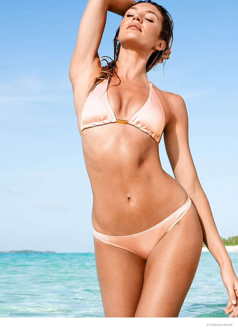 candice swanepoel beach photos 2014 09 Candice Swanepoel is a Beach Babe for Victoria's Secret