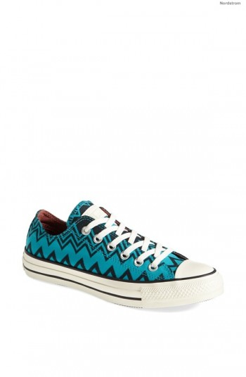 Shop the Converse x Missoni Sneaker Collection