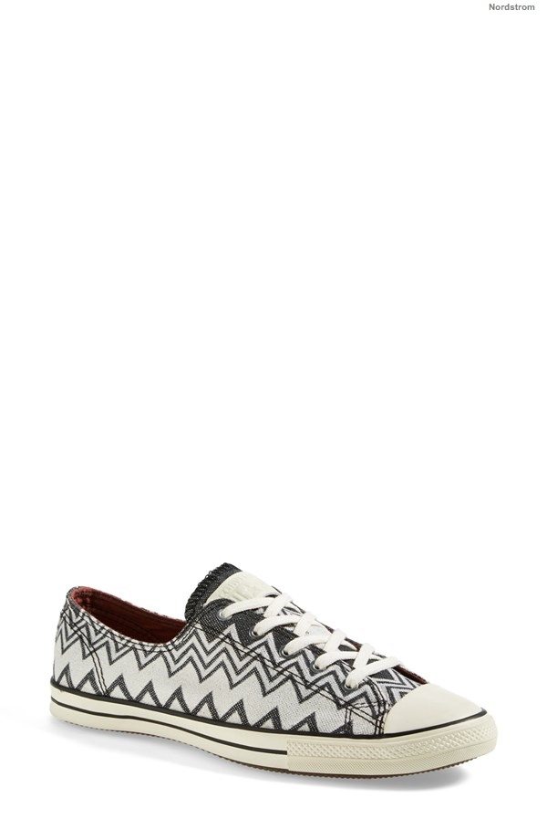 Converse x Missoni Chuck Taylor® All Star® 'Fancy' Ox Sneaker available at Nordstrom for $94.95
