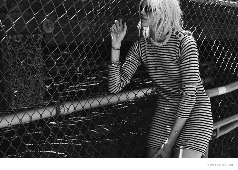 devon windsor coney island shoot4 Coney Island Fashion: Devon Windsor by Billy Kidd for Numero #156