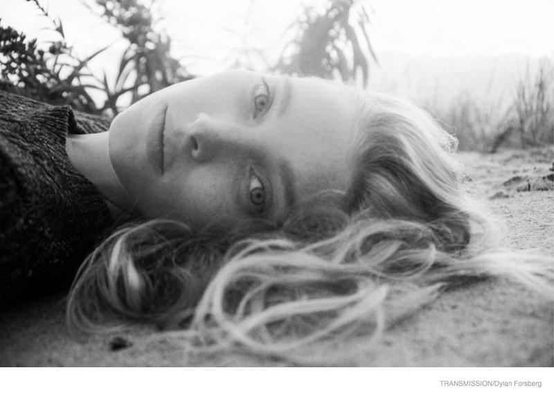 elsa hosk transmission magazine photos 2014 09 Elsa Hosk Stuns for Transmission Photoshoot by Dylan Forsberg