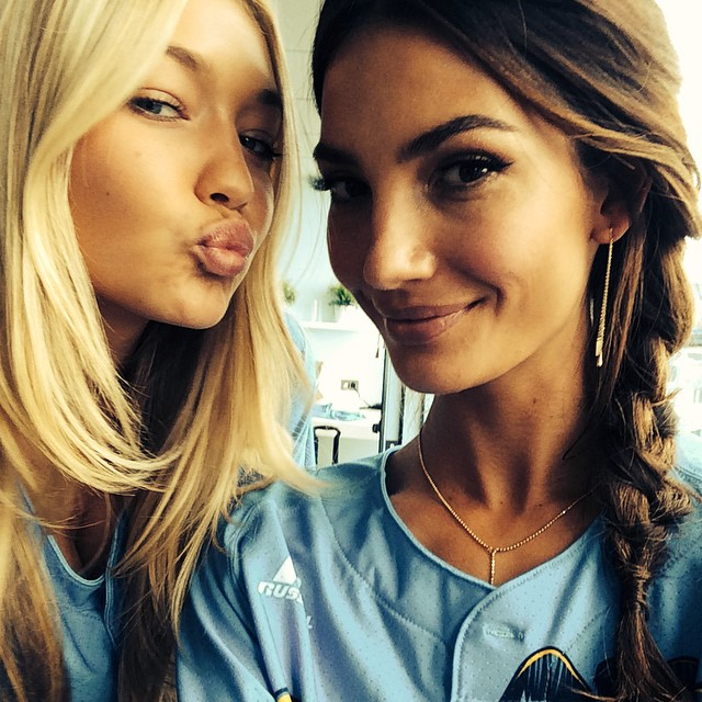 gigi lily Instagram Photos of the Week | Petra Nemcova, Ana Beatriz Barros + More Models