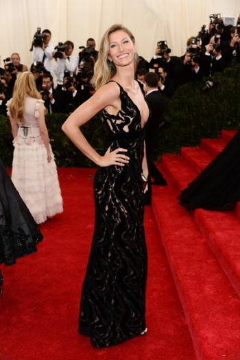 Forbes Releases 2014 Highest-Paid Models List with Gisele Bundchen, Adriana Lima and More