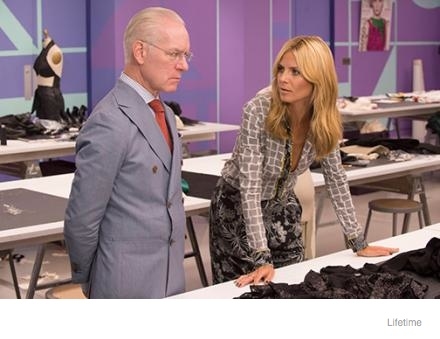 heidi tim workroom Hot Mess Express: Project Runway Season 13, Episode 5 Recap