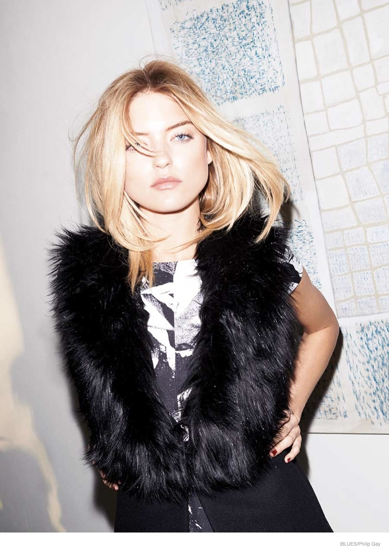 iblues-dresses-fall-2014-campaign-martha-hunt01