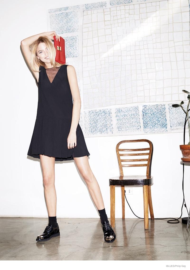 iblues-dresses-fall-2014-campaign-martha-hunt07