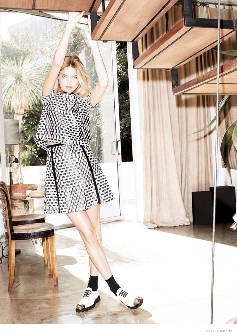 iblues-dresses-fall-2014-campaign-martha-hunt09