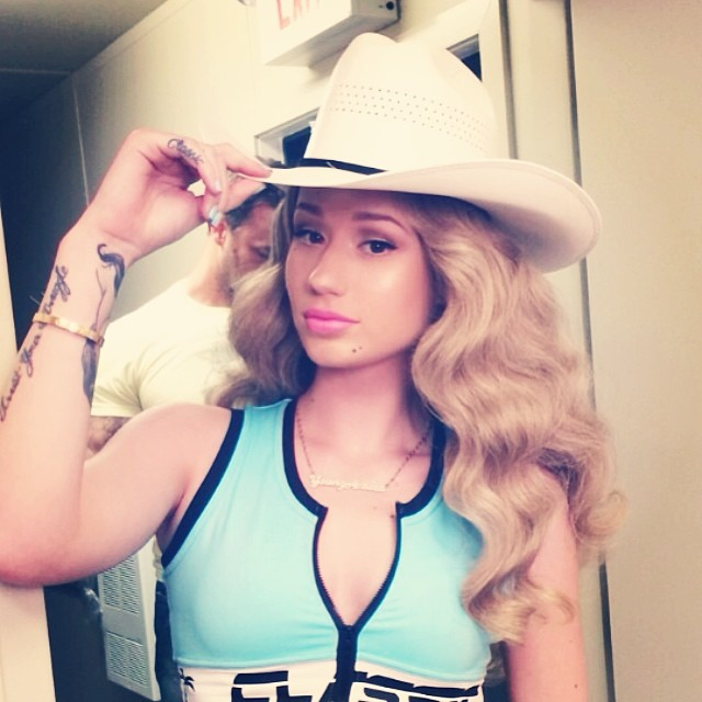 Iggy Azalea to Collaborate with Steve Madden on Shoe Line