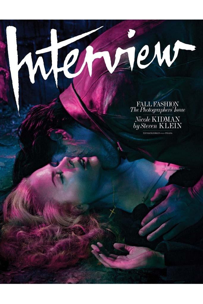 Nicole Kidman by Steven Klein for Interview September 2014