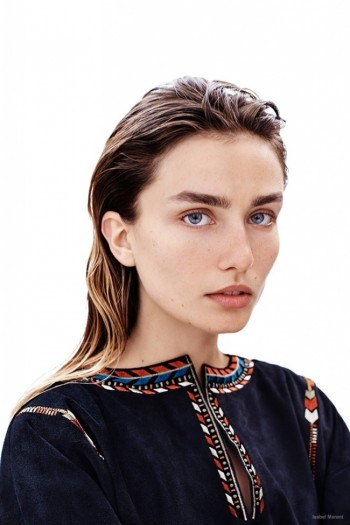 Isabel Marant Does Casual Luxe for Resort 2015 Collection