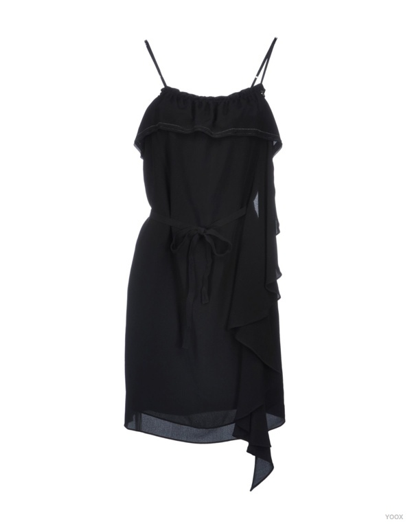 Liu Jo Short Slip Dress available at Yoox for $116.00