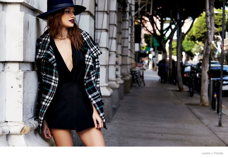 2014 Fall Clothes Styles Models Street Style Looks