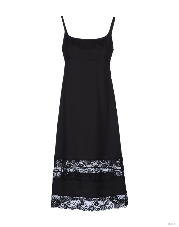Marc Jacobs Knee-Length Slip Dress available at Yoox for $242.00