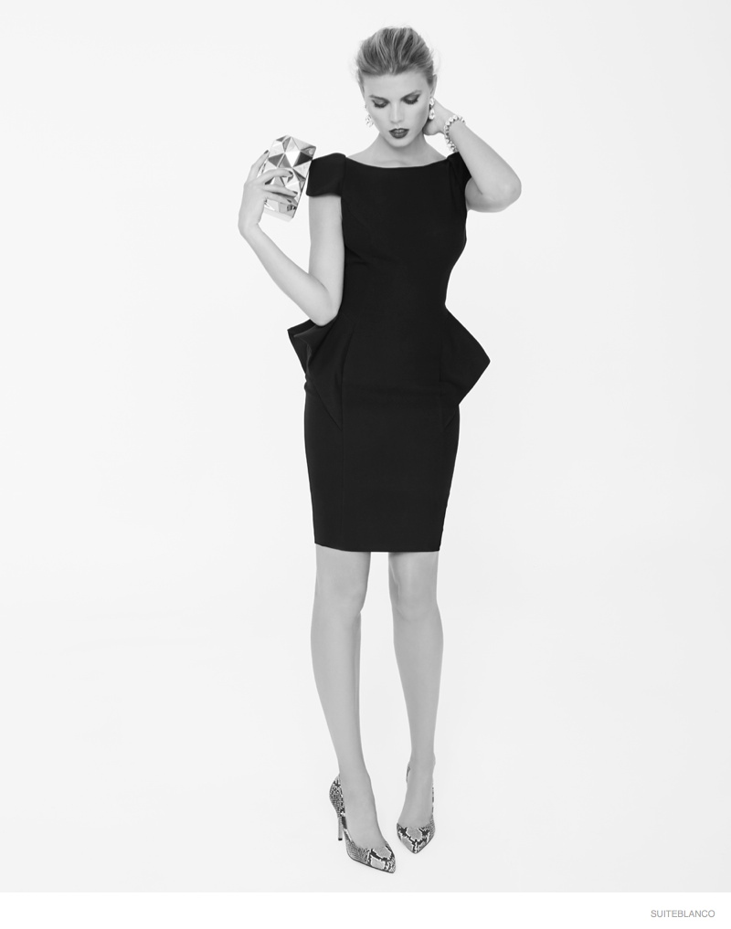 marnya linchuk suiteblanco fall fashion 2014 04 Maryna Linchuk Models Fall Fashions for Suiteblancos New Ads