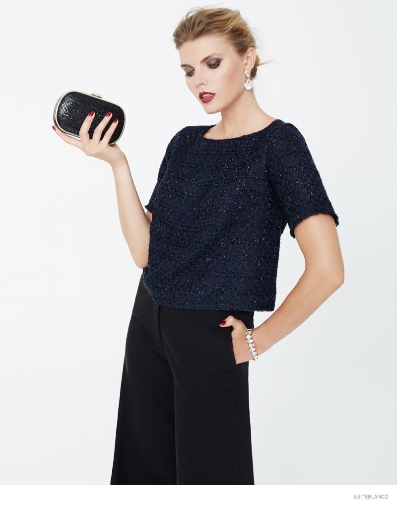 marnya linchuk suiteblanco fall fashion 2014 06 Maryna Linchuk Models Fall Fashions for Suiteblancos New Ads