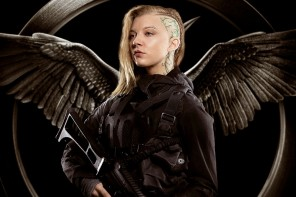 "Natalie Dormer as Cressida for ""The Hunger Games: Mockingjay Part 1"" Poster"