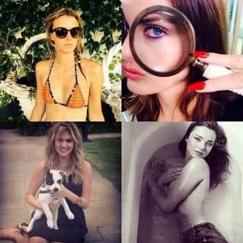 Instagram Photos of the Week | Kate Upton, Miranda Kerr + More Models
