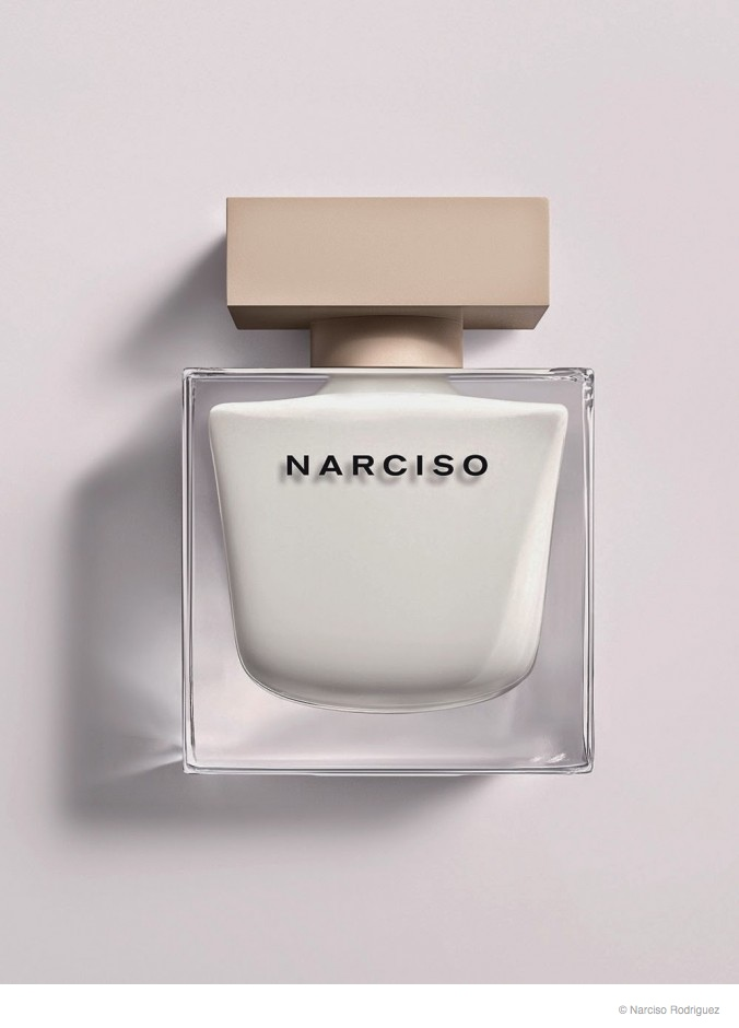 narciso narciso rodriguez fragrance ad01 Raquel Zimmermann Goes Natural for Narcisco by Narcisco Rodriguez Fragrance Ad