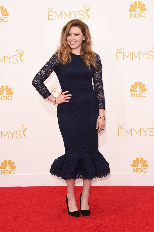 Natasha Lyonne donned custom Opening Ceremony