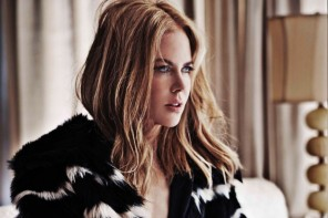 Nicole Kidman Poses for the Edit, Talks Tom Cruise Divorce