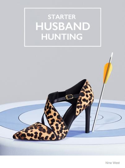 3b2a7435ab87 Nine West Ad Campaign Stirs Controversy with Sexist Tagline ...